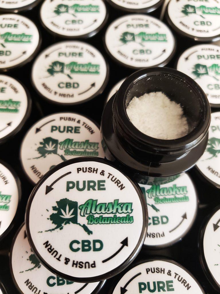 Pure CBD Isolate (1g)